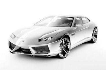 Lamborghini va lansa un sedan cu patru usi!