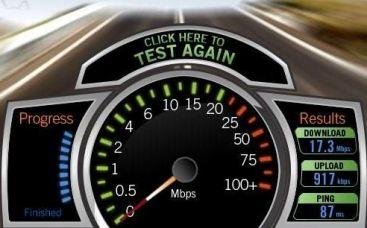 Cum maresti viteza la Internet si viteza de download