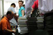 Aproape 47.000 de  autori  s-au asigurat la somaj si doar jumatate la pensii!