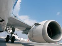 Curse aeriene intarziate la Cluj din cauza cetii