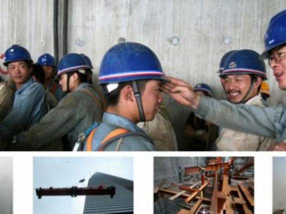 Doua FIRME DIN CHINA, care au facut cele mai lungi poduri din lume, AR PUTEA CONSTRUI AUTOSTRAZI IN ROMANIA