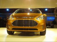 Cum arata Ford B-Max, masina care va fi produsa la Craiova! FOTO si VIDEO!