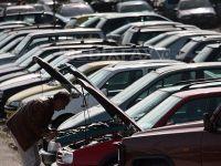 Noile taxe auto au ingropat piata second-hand