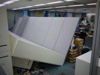 Cutremurul, trait de un roman care lucreaza in Tokyo