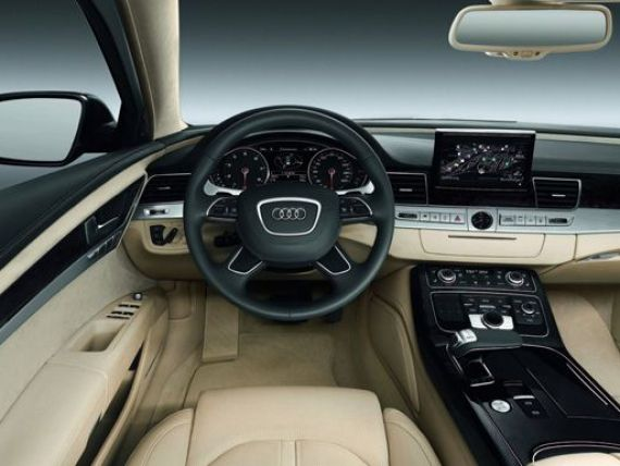 Top 10 cele mai frumoase interioare de masini! GALERIE FOTO