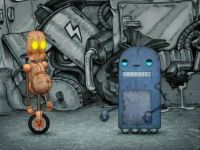 FENOMENUL ROBOTZI. Cum s-au nascut FOCA si Mo, robotii care au atras atentia gigantului Adobe dupa ce au injurat ardeleneste pe net