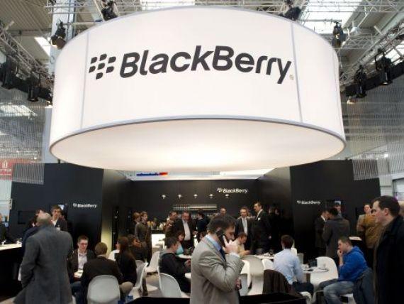 Apple face inca o victima colaterala. BlackBerry, a doua demisie la nivel de top-management din ultimele luni. Se apropie apogeul producatorului de telefoane?