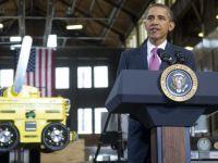 SUA investesc 70 de milioane de dolari in dezvoltarea de roboti care pot lucra in fabrici si in spitale. FOTO