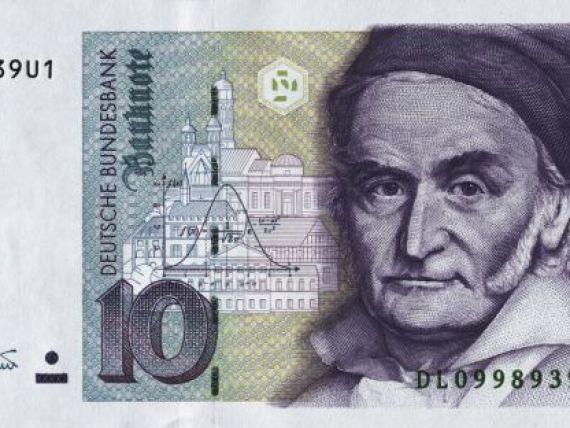 Se apropie sfarsitul pentru euro? Germania a inceput sa tipareasca marci