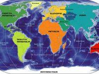 Harta lumii, redesenata. S-a nascut un nou stat. FOTO