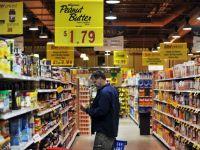 Romania are in continuare cele mai mari preturi din Europa. Rata inflatiei, de trei ori peste media UE