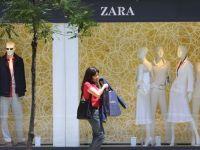 Retailerul spaniol Inditex, care detine Zara, Pull&Bear si Bershka, raporteaza profit in crestere cu 9%, pe fondul majorarii vanzarilor