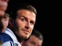 David Beckham da tonul in materie de lenjerie intima. Fotbalistul va crea haine pentru H&M