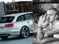 Audi, bun de plata. Cu ce l-a enervat constructorul auto german pe Eminem VIDEO