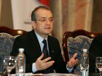"""In ciuda convulsiilor internationale, Romania sta bine. """"Avem avantajul unei usoare stabilitati macroeconomice"""", spune Boc"""