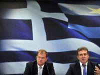 Intalnirea greilor de la Atena. Reprezentantii Fondului si Uniunii decid daca grecii primesc a sasea transa din imprumut