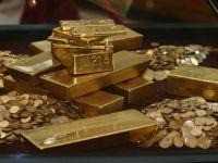 Cata nevoie are BNR de aurul de la Rosia Montana. Valoarea rezervei de metal pretios a atins maximul ultimilor 20 de ani