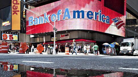 Bancile americane continua seria restructurarilor. Bank of America concediaza 40.000 de angajati