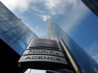 Incepe declinul bancilor franceze. Moody's a retrogradat ratingul Societe Generale si Credit Agricole