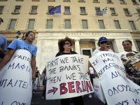 Cele 15 masuri de austeritate care vor zgudui Grecia. Conditiile urgente ale UE si FMI in schimbul banilor