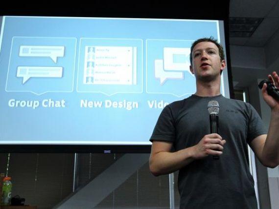 Bursa zvonurile legate de conferinta Facebook. Compania va lansa serviciul Facebook Music, butoane noi si o aplicatie pentru iPad