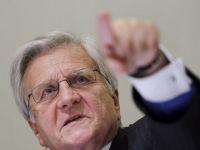 Avertisment pe final de mandat. Trichet: Criza datoriilor din zona euro nu s-a incheiat