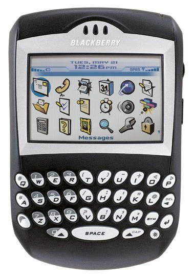 RIM BlackBerry 7290 (2005)
