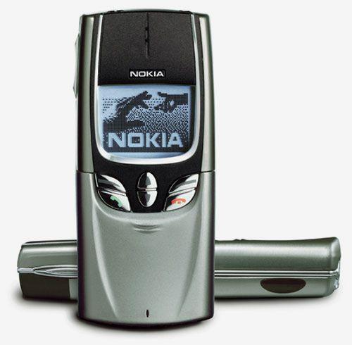 Nokia 8810 (1998)