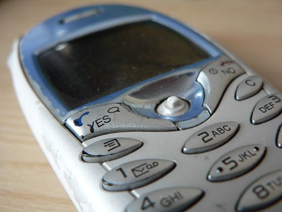Sony Ericsson T68i (2002)