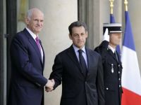 "Gafe la nivel inalt. Sarkozy i-ar fi spus lui Obama ca premierul grec Papandreou este ""nebun"" si ""depresiv"""