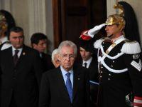 Mai multe dintr-o lovitura: noul premier al Italiei va conduce si Ministerul Economiei. Lista ministrilor propusi de Monti pentru viitorul Cabinet