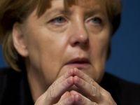 """Merkel: """"Germania este pregatita sa cedeze o parte din suveranitate pentru intarirea zonei euro"""""""