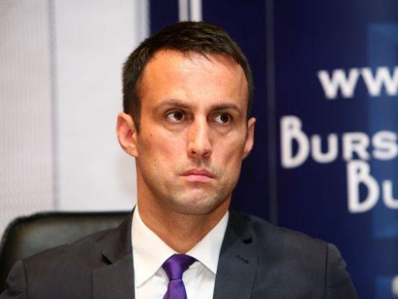 Directorul general al Bursei, Valentin Ionescu, a fost revocat din functie