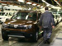 Inmatricularile Dacia in Franta au scazut in 2011 de sapte ori mai puternic decat piata