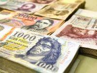 Foc cu forinti. Bancnotele scoase din uz in Ungaria, folosite ca brichete pentru incalzirea institutiilor sociale