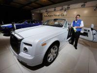 Rolls-Royce a inregistrat cele mai mari vanzari din istoria de 107 ani a companiei