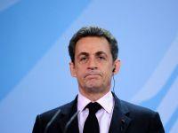 Reuters: Fostul președinte francez, Nicolas Sarkozy, reținut de poliție