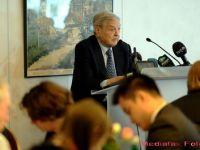 Soros, omul care a invins Banca Angliei: Va urma un dezastru financiar nemaivazut. Sper sa supravietuiesc, nu sa raman bogat
