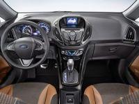 Ford Romania prezinta prima imagine oficiala cu modelul de serie B-Max. GALERIE FOTO