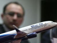 Blue Air muta cursele de pe Baneasa pe aeroportul Otopeni