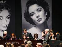 Colectia de arta a lui Elizabeth Taylor, vanduta pentru 143 de milioane de euro