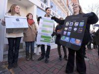 Apple ar putea plati compensatii de doua miliarde de dolari
