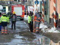 Explozia care a avut loc intr-un bloc din Iasi, cauzata de o acumulare de gaz