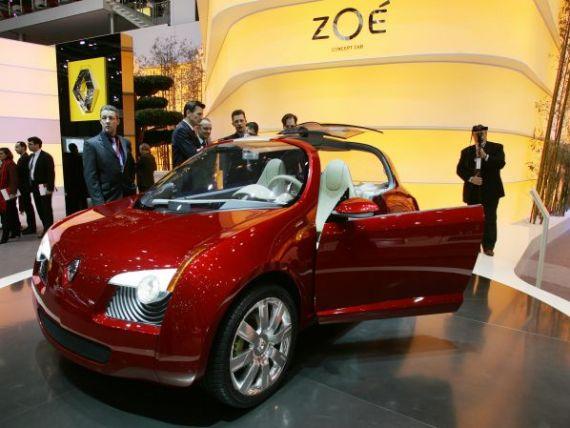 Renault recheama peste 10.000 de automobile Zoe. Ce probleme au masinile electrice