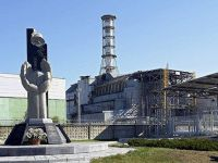 "Ucraina ""inveleste"" centrala de la Cernobil intr-un nou sarcofag de ciment. Noua constructie costa 1,5 mld. euro si cantareste 20.000 de tone"