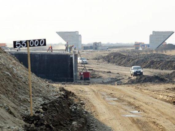 Compania de Drumuri scoate la licitatie noi tronsoane de autostrada, proiecte in valoare de 850 mil. euro