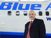 """INTERVIU. CEO-ul Blue Air despre scandalul insolventei si schimbarile aduse de criza: """"Noi nu punem pasagerii sa se bata pe un loc in aeronava"""""""