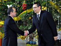 Ce-l sfatuieste fostul prim-ministru Emil Boc pe premierul desemnat Victor Ponta