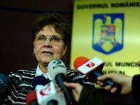 """Mariana Campeanu da ca sigura majorarea salariilor cu 15% si restituirea sumelor oprite pensionarilor. Georgescu spune ca """"va face toate eforturile necesare"""""""