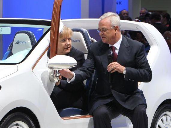Fostul director general al Volkswagen, inculpat în dosarul Dieselgate